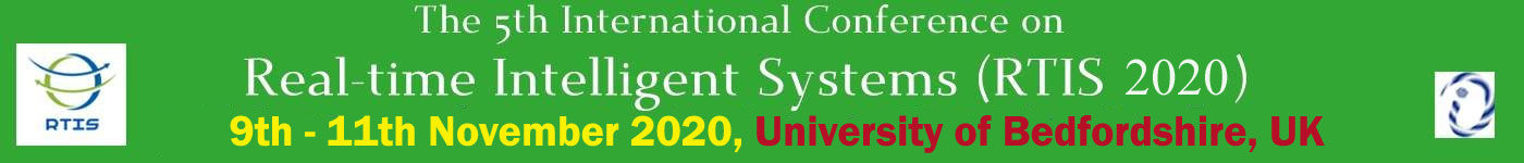 The  5th International Conference on Real-time Intelligent Systems (RTIS)